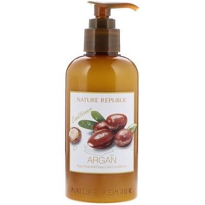Argan Essential Deep Care Conditioner, 10.13 fl oz (300 ml)