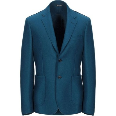 ブライアン デールズ BRIAN DALES メンズ スーツ・ジャケット アウター blazer Blue