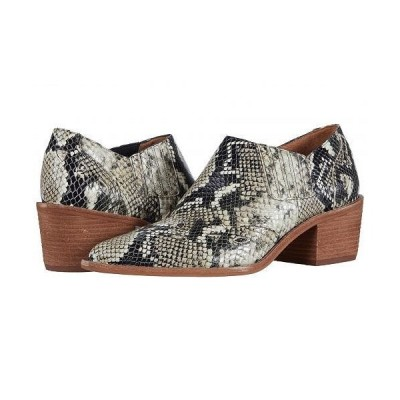 Madewell レディース 女性用 シューズ 靴 ブーツ アンクル ショートブーツ Cline Western Bootie - Heather Natural Multi