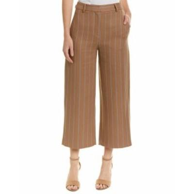Paul & Joe Sister ポール& ジョーシスター ファッション パンツ Paul & Joe Sister Stripe Wool-Blend Pant