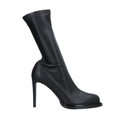 ステラ マッカートニー STELLA McCARTNEY ショートブーツ ブラック 40 紡績繊維 ショートブーツ