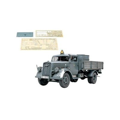 1/35 scale German 3t 42 Cargo Truck (w/Photo-Etched) Plastic Model Building