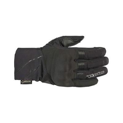 Alpinestars Men's Winter Surfer Gore-Tex Waterproof Motorcycle Glove with Gore-Grip Technology, Black/Anthracite, 2X-Large【並行輸入品】