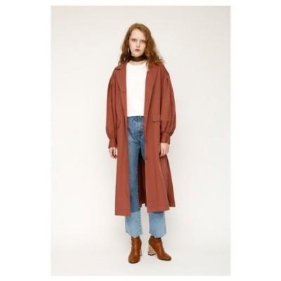 コート トレンチコート BALLOON SLEEVE COAT コート