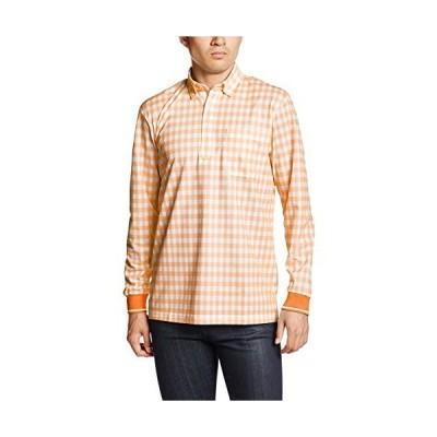 [フェイスミックス] ポロシャツ FB4536U メンズ オレンジ 日本 LL-(日本サイズXL相当)