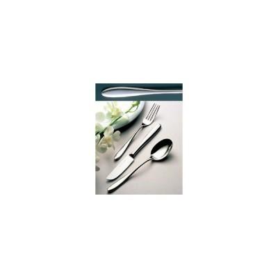 ARASAWA/荒澤製作所  【ALFACT/アルファクト】18−10 ジェンヌ No.5812 デザートナイフ(S・H)ノコ刃付