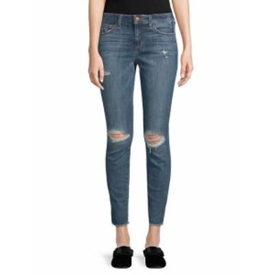 ジョーズ レディース パンツ デニム Icon Frayed-Hem Ankle Jeans