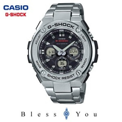 国内正規品 G-SHOCK CASIO 電波ソーラー腕時計 メンズ カシオ g-shock Gショック GST-W310D-1AJF  45