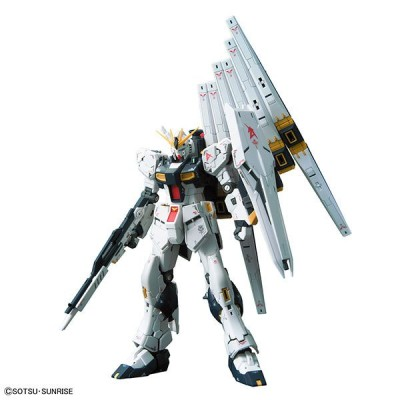 RG 1/144 νガンダム プラモデル 『機動戦士ガンダム 逆襲のシャア』(再販)[BANDAI SPIRITS]《発売済・在庫品》
