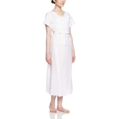 Mサイズ婚礼・礼装用和装スリップ スリップスタイルに仕上げた肌襦袢&裾除け 深い襟ぐりです。日本製