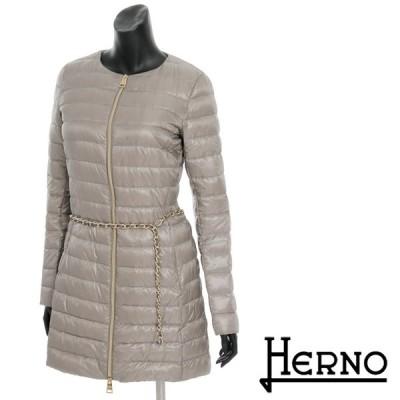 HERNO ヘルノ PI0770D 12017 コート ダウンコート 2way ダウンジャケット レディース アウター タトラス ヘルノコート 軽量 長袖 4158