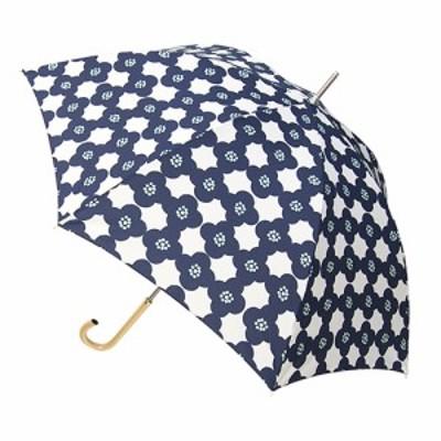 w.p.c×東急ハンズ 長傘 カメリア 58cm ネイビー│レインウェア・雨具 日傘・晴雨兼用傘