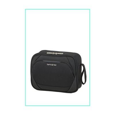 SAMSONITE Dynamore Toilet Kit Toiletry Bag, 28 cm, 6.5 liters, Black並行輸入品