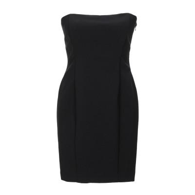 リュー ジョー LIU •JO ミニワンピース&ドレス ブラック 46 ナイロン 94% / ポリウレタン 6% ミニワンピース&ドレス