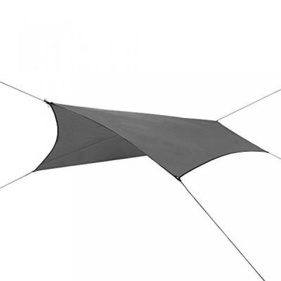 テント Outdoor Vitals Ultralight Tarp for Hammock, 6 Sided Rainfly For Shelter