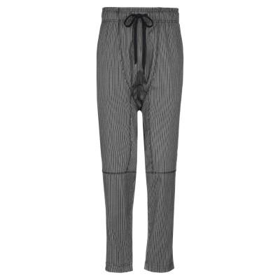 トムレベル TOM REBL パンツ ブラック S ポリエステル 70% / ウール 20% / ポリウレタン 10% パンツ