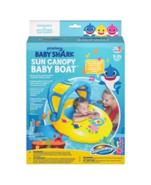 Baby Shark Baby Boat with Music