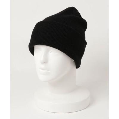帽子 ハット BEAMS / 縮絨 ウール ワッチキャップ