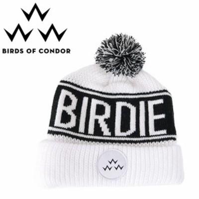 バーズオブコンドル ニット帽 ビーニー(ワッチ) バーディ TEMC8F13 BIRDS OF CONDOR