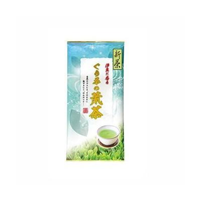 伊豆に香る 市川のぐり茶 ぐり茶の荒茶 100g