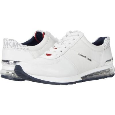 マイケル コース MICHAEL Michael Kors レディース スニーカー シューズ・靴 Allie Trainer Extreme Optic White Multi