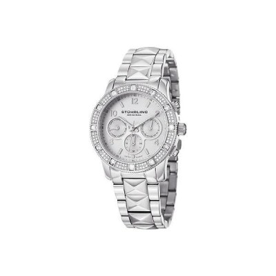 ストゥーリング 697 01 2 レディース Nobilis スイス クォーツ クリスタル リサイズ レディース 腕時計