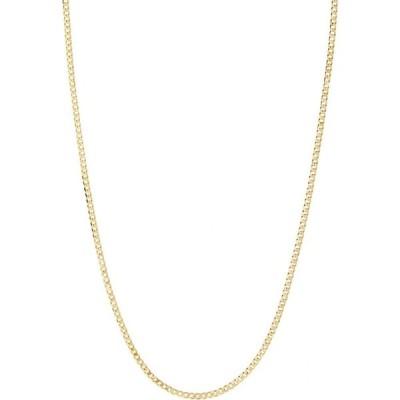 マリア ブラック MARIA BLACK レディース ネックレス ジュエリー・アクセサリー Saffi Curb Chain Necklace Gold Hp
