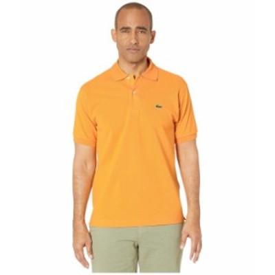 ラコステ メンズ シャツ トップス Short Sleeve Classic Pique Polo Shirt Holy