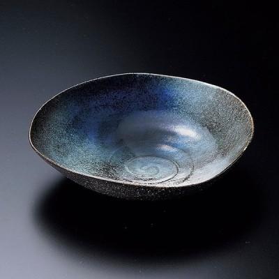 和食器 森の湖平鉢 18.3×5.2cm サラダボール ボウル うつわ おさら おうち 陶器 おしゃれ 軽井沢 春日井