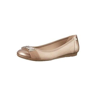 フラット ぺったんこ オックスフォード アンクライン AK Anne Klein スポーツ ADELISE ファブリック レディース Adelise ファブリック Ballet Gold