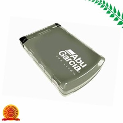 アブガルシア(Abu Garcia) フック&シンカーケース S VS-355SS OLIVE[ゆうパケット対応商品][代引選択不可]