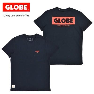 GLOBE グローブ Tシャツ Living Low Velocity Tee 半袖 カットソー トップス GB02130000 単品購入の場合はネコポス便発送