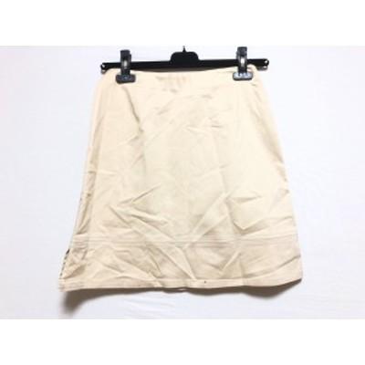 バナナリパブリック BANANA REPUBLIC スカート サイズ0 XS レディース アイボリー【中古】