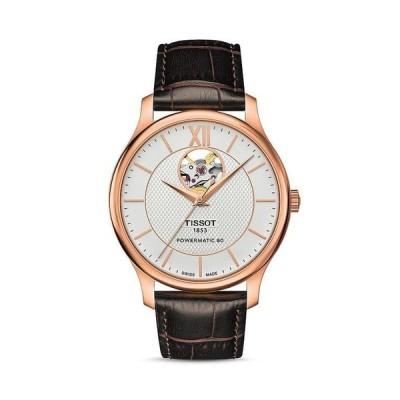 ティソット メンズ 腕時計 アクセサリー Tradition Watch 40mm