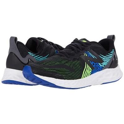 ニューバランス Fresh Foam Tempo メンズ スニーカー 靴 シューズ Black/Energy Lime