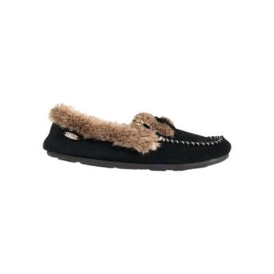 エイコーン レディース サンダル シューズ Women's Cozy Moccasin Slippers