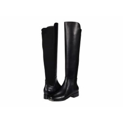 コールハーン レディース ブーツ&レインブーツ シューズ Grand Ambition Huntington Over-the-Knee Boot Black Princess Leather/Stretc