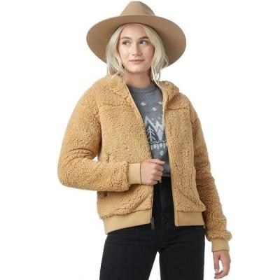 バックカントリー レディース ジャケット・ブルゾン アウター Sherwood Full-Zip Hooded Fleece