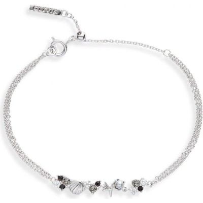 オリビア バートン OLIVIA BURTON レディース ブレスレット ジュエリー・アクセサリー Sea Chain Bracelet Silver