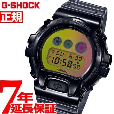 今だけ!店内ポイント最大25倍! Gショック G-SHOCK 限定モデル 腕時計 メンズ DW-6900 25th Anniversary DW-6900SP-1JR ジーショック