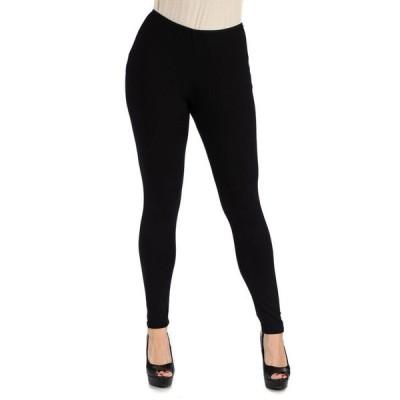 24セブンコンフォート レディース カジュアルパンツ ボトムス Women's Plus Size Stretch Ankle Length Leggings