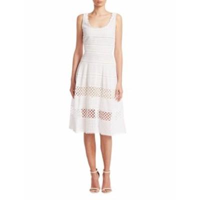 キャロライナヘレラ レディース ワンピース Midi Dress