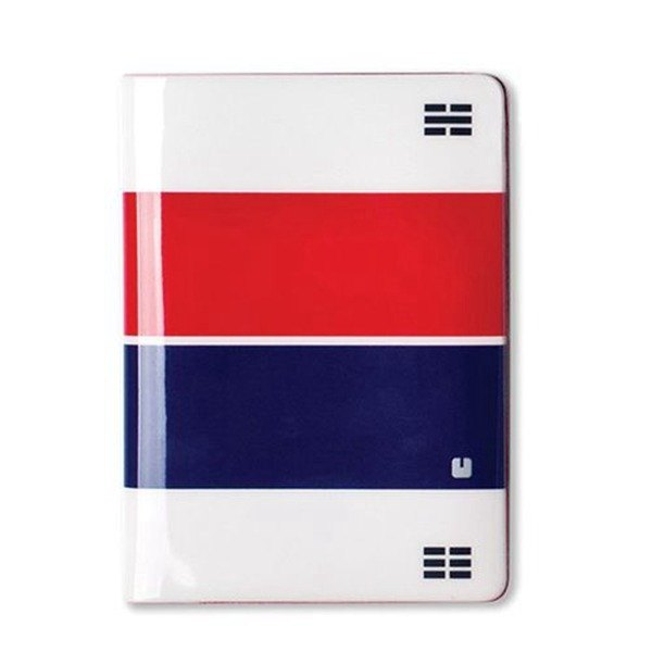 國旗系列防盜護照夾 01.韓國
