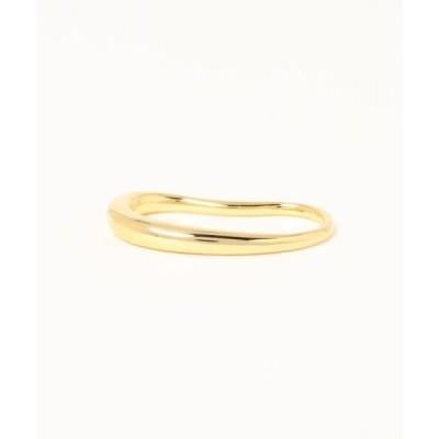 指輪 【Shirmie】デザイン幅広ビッグリング