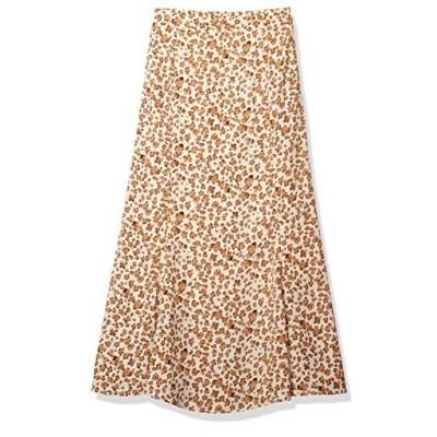 レイカズン ロングスカート 102230030, スモーキーフラワーナロースカート レディース 生成 日本 FREE (FREE サイズ)
