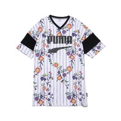 プーマ PUMA PUMA Downtown AOP Dress (WHITE)