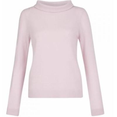 ホッブス Hobbs レディース ニット・セーター トップス Audrey Sweater Pastel Pink