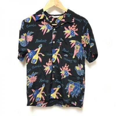 RADIALL ラディアル 半袖 シャツ、ブラウス Shirt, Blouse アロハ シャツ RAD-13SS-SH008 10006471