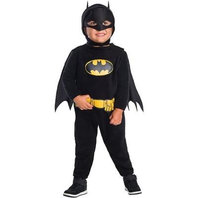 Rubie's コスチューム DC コミック バットマン Batman ロンパー コスチューム, Toddler,(海外取寄せ品)