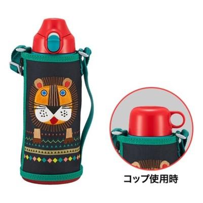 タイガー魔法瓶 MBR-C08GKL ステンレスボトル ダイレクトとコップの2WAY「コルボックルシリーズ」0.8L (MBRC08GKL)
